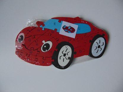 Kép Puzzle - autó