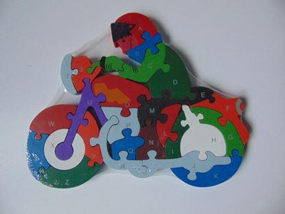 Kép Puzzle - motor