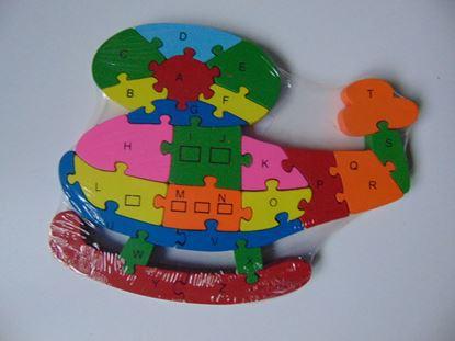 Kép Puzzle - helikopter