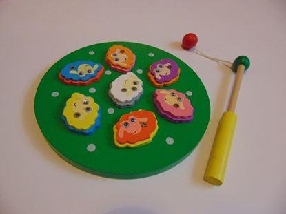 Kép Horgász játék - kör