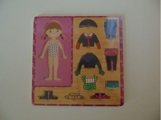 Picture of Öltöztetős játék