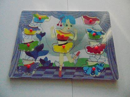 Kép Öltöztetős játék (lila)