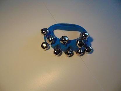 Kép Csörgő boxer - kék