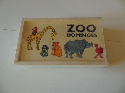 Kép Dominó - állatkert