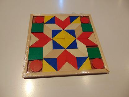 Kép Építő játék - nagy, négyzet