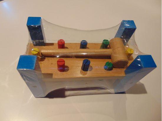 Picture of Kalapácsos játék - nagy